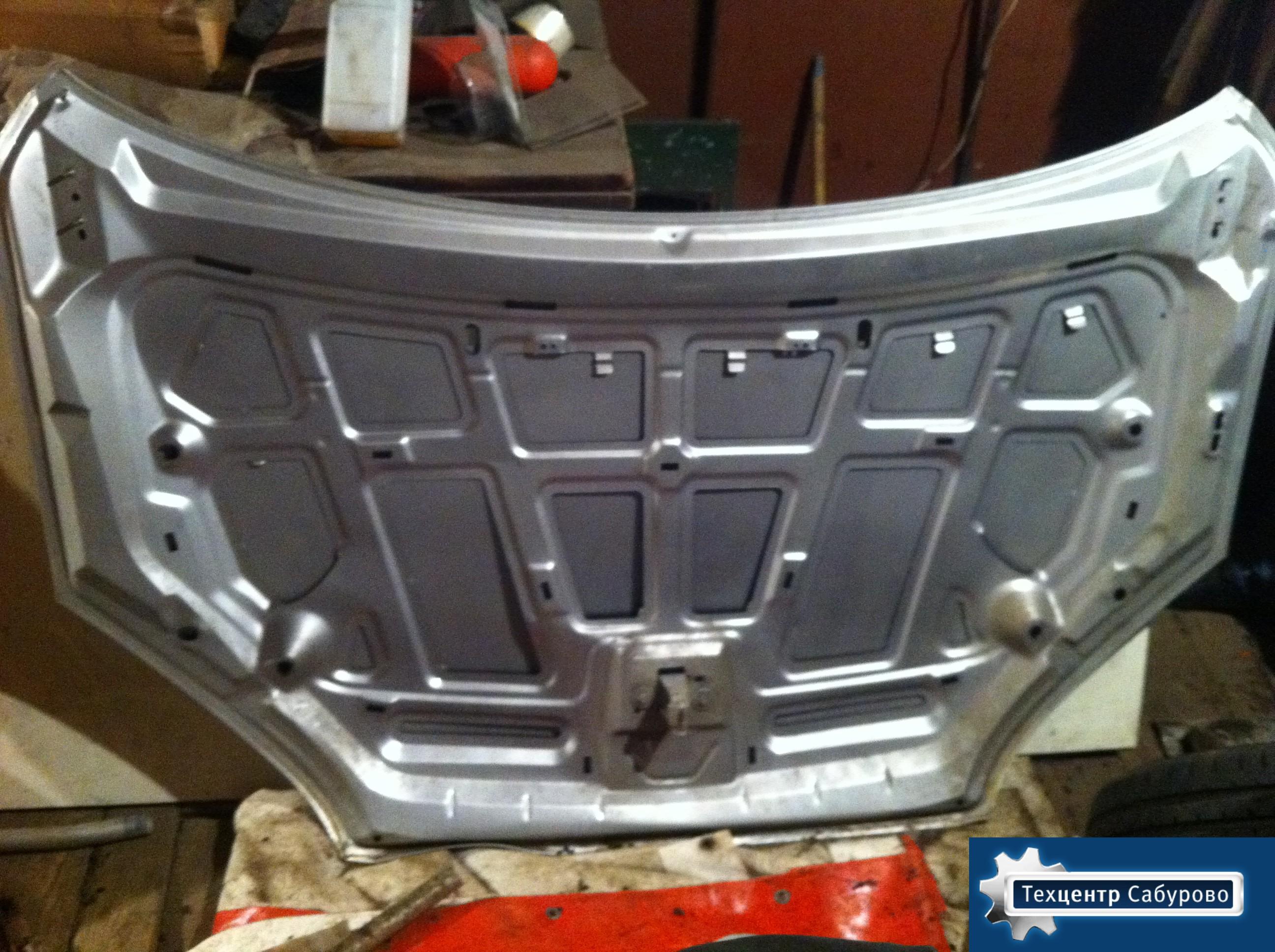 Шумоизоляция капота на форд фокус 3 6 фотография